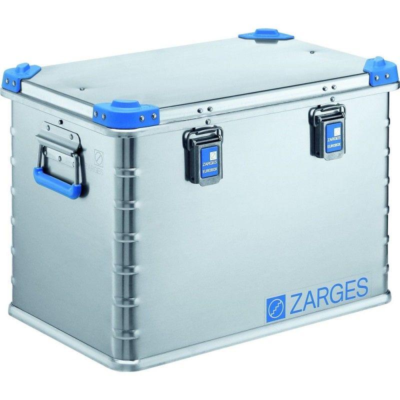Kιβώτιο αλουμινίου Eurobox Zarges 73l