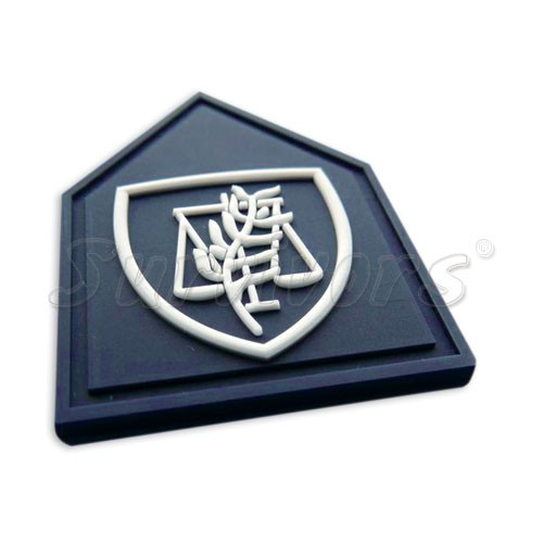 Σήμα 3D Αστυνομίας - Ζυγαριά