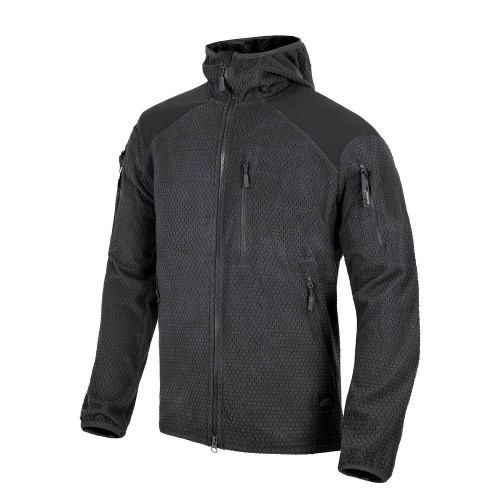 Τζάκετ Helikon Tex Alpha Hoodie - Grid Fleece