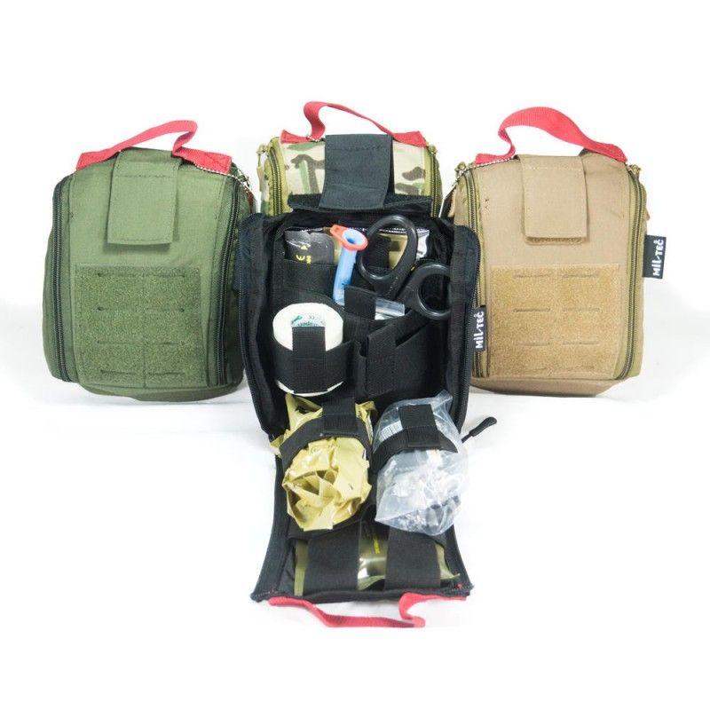 Ατομικό Κιτ Πρώτων Βοηθειών Πεδίου Μάχης MIL-TEC IFAK