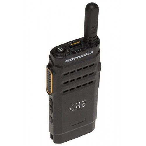 Ασύρματος Ψηφιακός Πομποδέκτης Motorola SL1600 Ultra Slim VHF with Display
