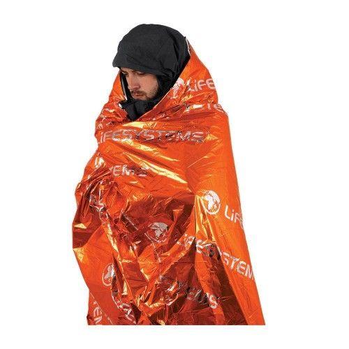 Θερμικός Υπνόσακος Επιβίωσης Lifesystems Thermal Bag