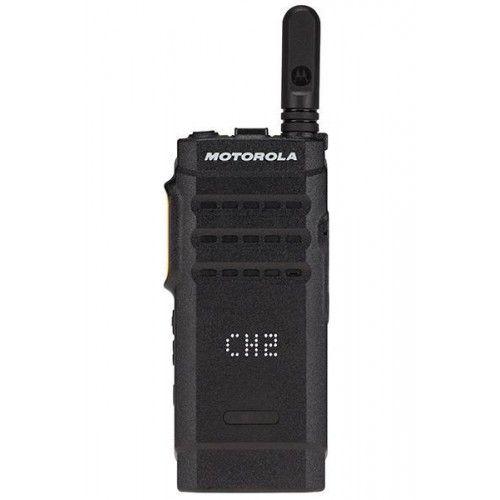 Ασύρματος Ψηφιακός Πομποδέκτης Motorola SL1600 Ultra Slim UHF with Display