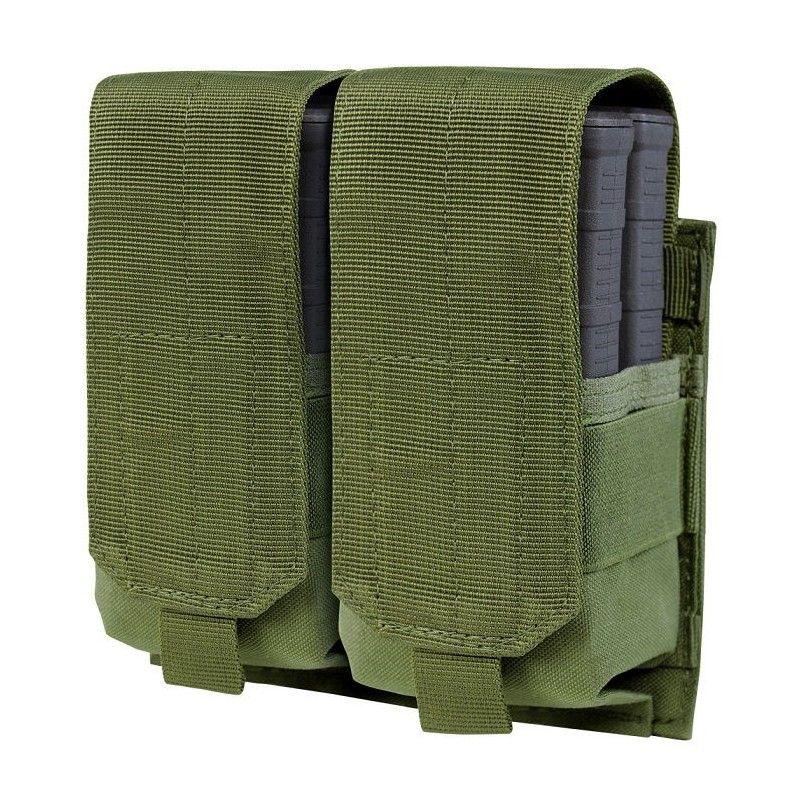 Διπλή Θήκη Condor για 4 Γεμιστήρες M14/G3 Mag Gen II