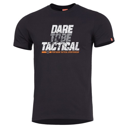 T-shirt Ageron Dare To Be Tactical