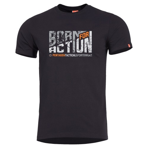 T-Shirt Pentagon AGERON Born For Action