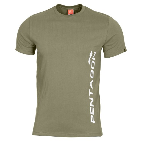 T-Shirt Pentagon Vertical