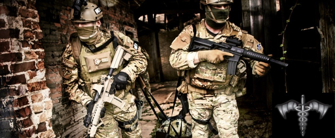 Tactical Medical Solutions for Military and First Responders