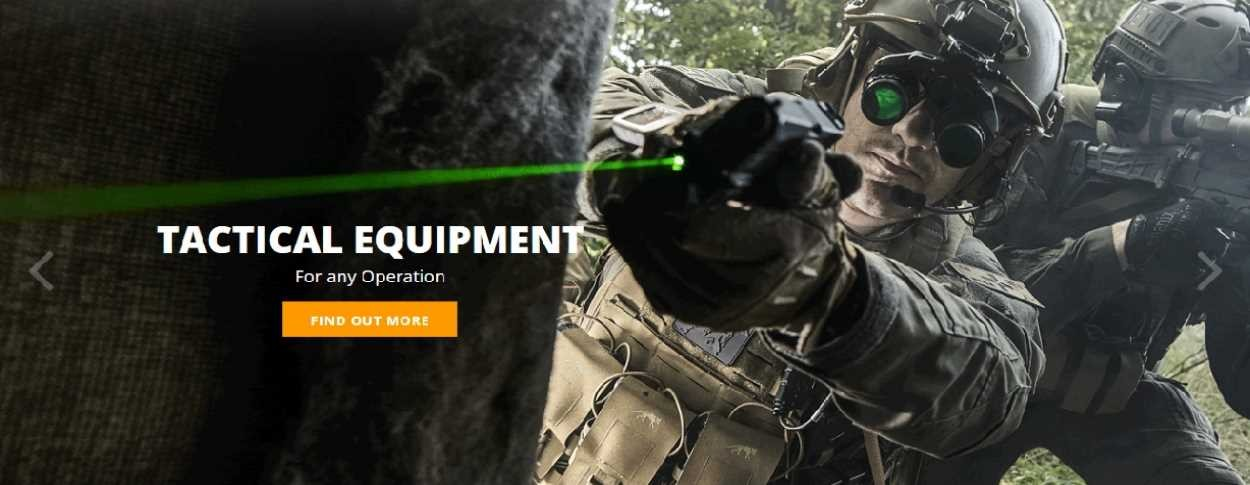 Tasmanian Tiger Tactical Equipment