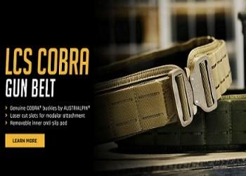 LCS Cobra Gun Belt