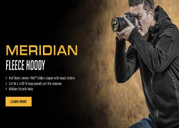 Fleece Hoody Condor Meridian